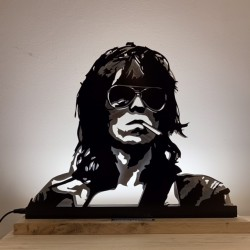 Lampe Keith Richards...