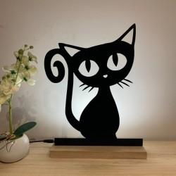 Lampe Chat So Cute