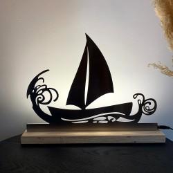 Lampe Bateau voilier mer