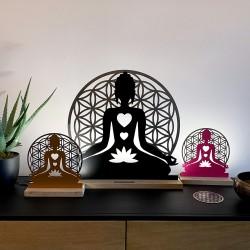 Lampe Bouddha Leds