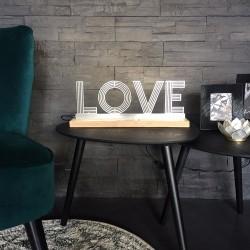 Lampe Love Prisme