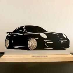 """Lampe voiture """"Porsche"""""""