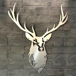 Tête de Cerf décor mural