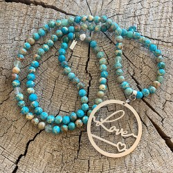 Collier Equilibre & Energie