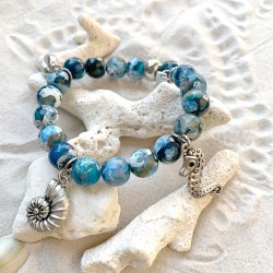 Bracelet Blue Sea