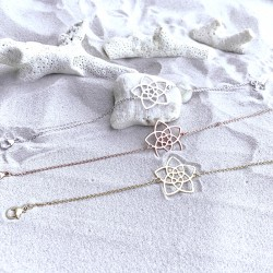 Bracelet Fleur de Venus