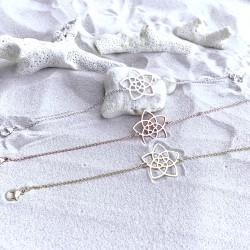 Bracelet Fleur de Vénus