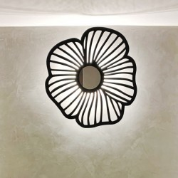 Miroir lumineux Flower