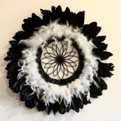 Juju Hat Noir et blanc